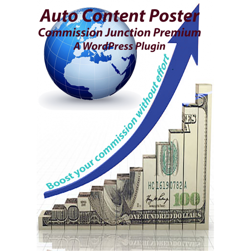 Auto Content Poster for Commission Factory Plugin - Multi site Licence
